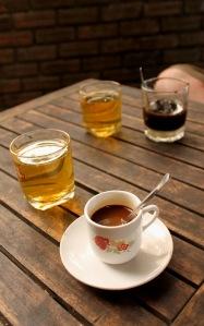 Coffee at Muoi Chau's