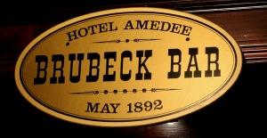 Brubeck Bar Sign 2